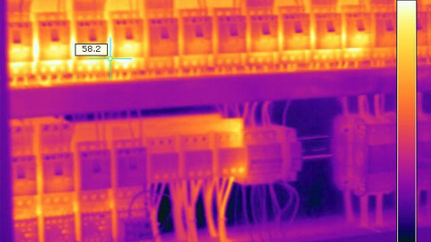 Thermal Imaging Surveys Completed